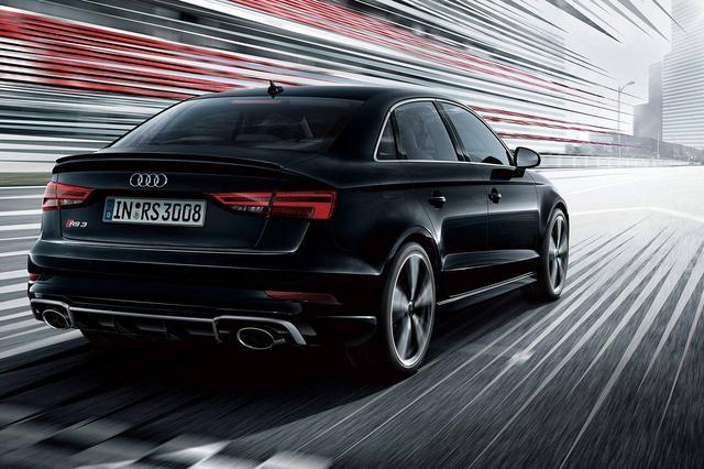 画像3: Audi RS 3 Sedan
