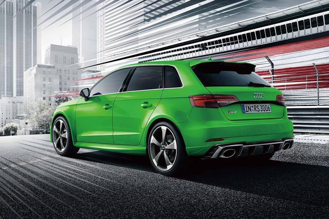 画像2: Audi RS 3 Sportback
