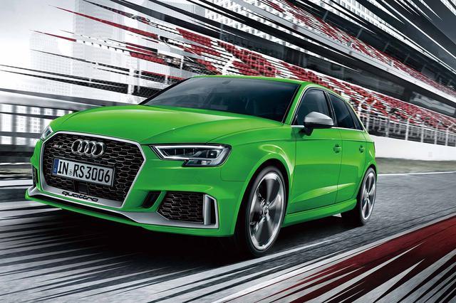 画像1: Audi RS 3 Sportback