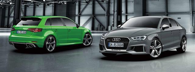 画像1: 「Audi RS 3」が2年ぶりに復活