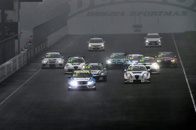 画像1: 【TCRJ Rd.1 SUGO】Audi RS 3 LMSが開幕戦で優勝