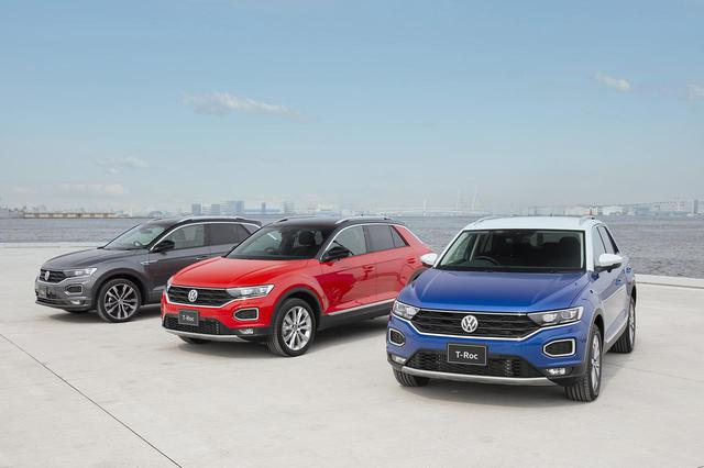 画像: 妄想のT-Roc選び - 8speed.net VW、Audi、Porscheがもっと楽しくなる自動車情報サイト