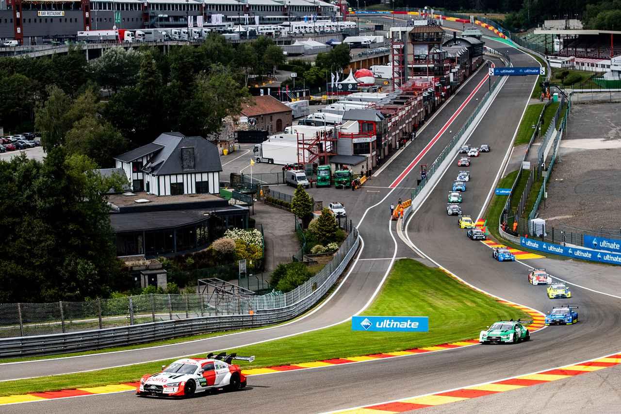 画像3: 【DTM Rd.1 Spa-Francorchamps】Audiが上位独占