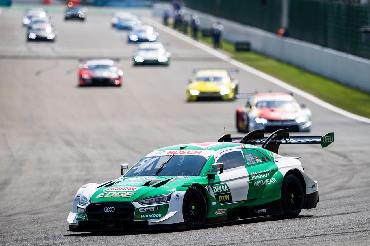 画像2: 【DTM Rd.1 Spa-Francorchamps】Audiが上位独占