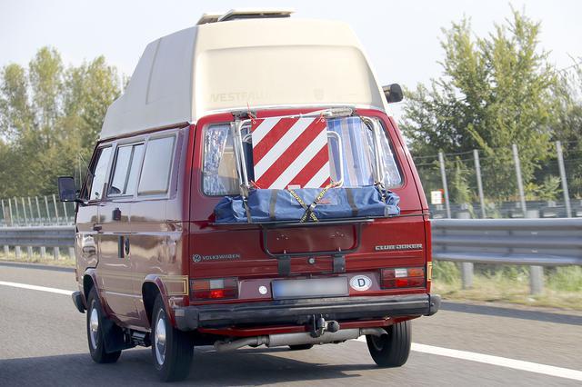 画像: こちらはドイツから。ウェストファリアのクラブ・ジョーカー仕様。