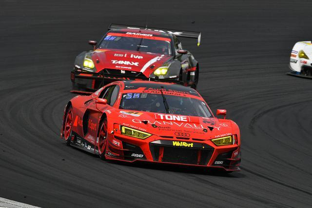 画像5: 【SUPER GT Rd.2 Fuji】Audi Team Hitotsuyamaが今シーズン初入賞