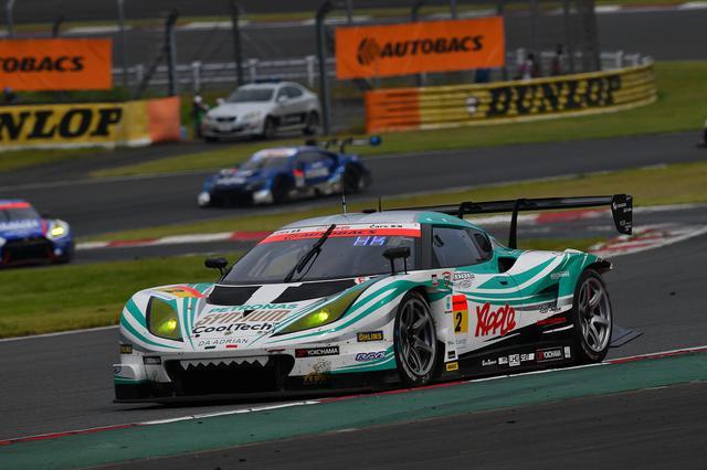 画像8: 【SUPER GT Rd.2 Fuji】Audi Team Hitotsuyamaが今シーズン初入賞