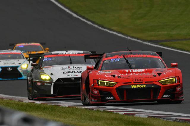 画像4: 【SUPER GT Rd.2 Fuji】Audi Team Hitotsuyamaが今シーズン初入賞