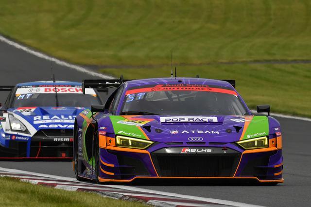 画像7: 【SUPER GT Rd.2 Fuji】Audi Team Hitotsuyamaが今シーズン初入賞