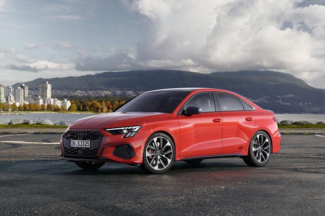 画像5: 新型「Audi S3 Sportback/Sedan」登場