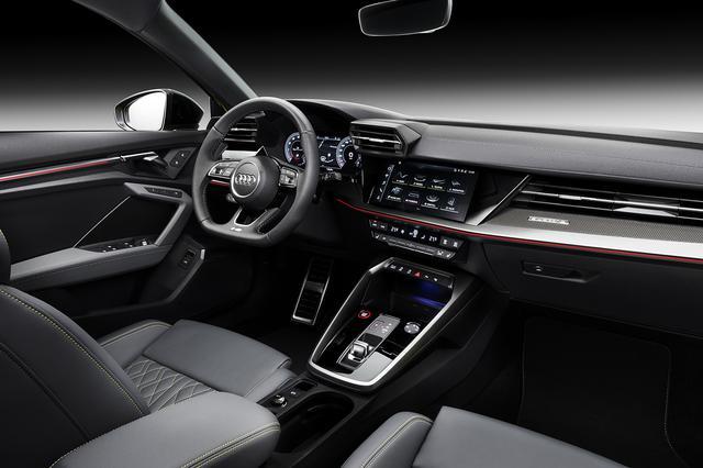 画像4: 新型「Audi S3 Sportback/Sedan」登場