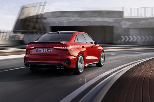 画像7: 新型「Audi S3 Sportback/Sedan」登場