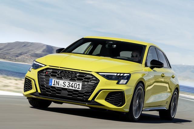 画像2: 新型「Audi S3 Sportback/Sedan」登場