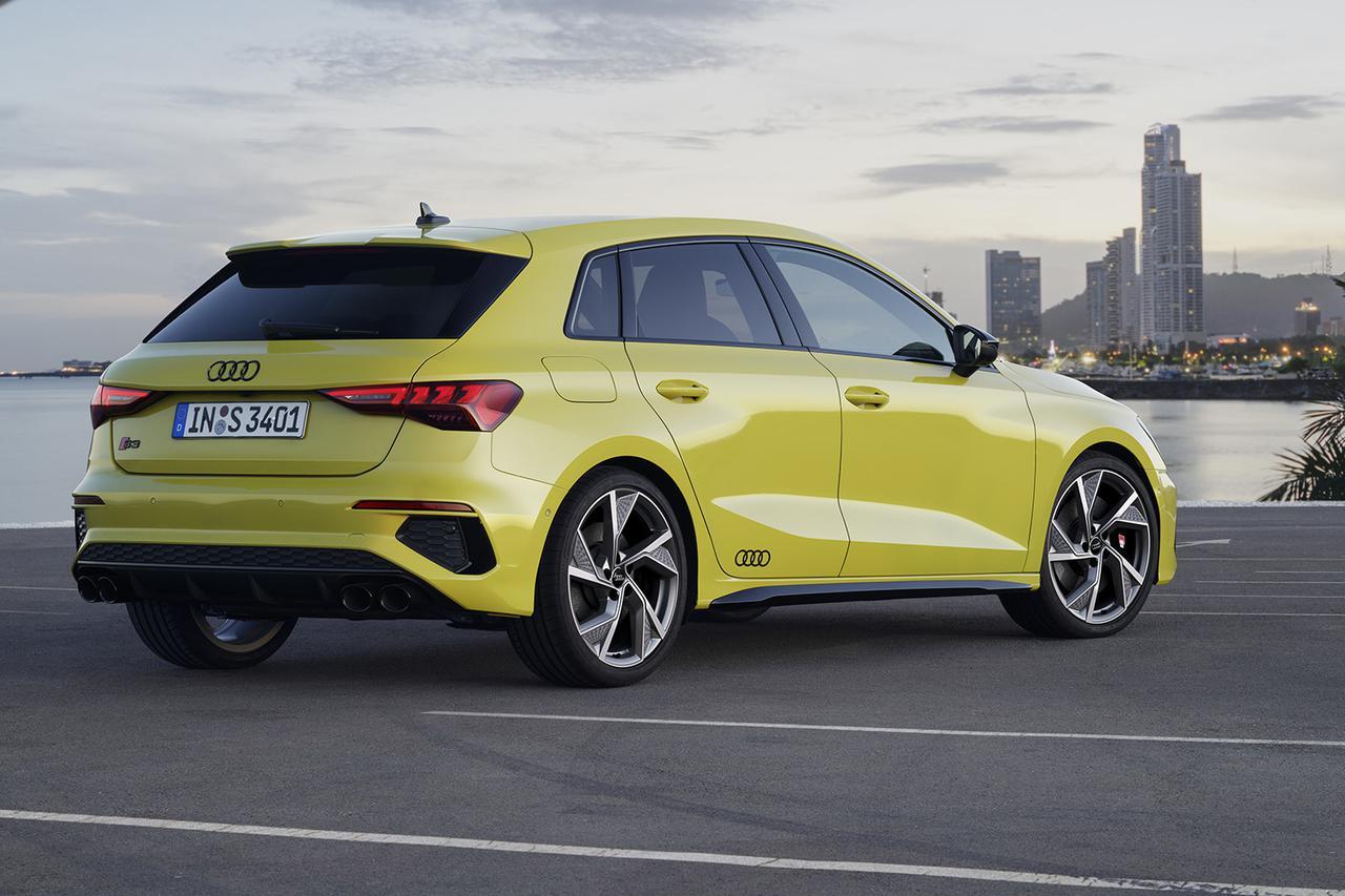画像3: 新型「Audi S3 Sportback/Sedan」登場