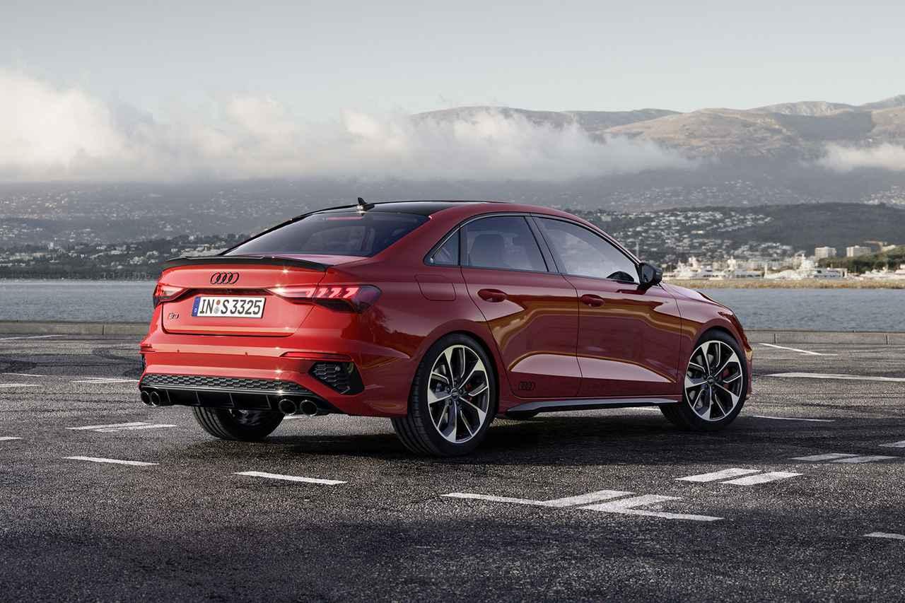画像6: 新型「Audi S3 Sportback/Sedan」登場
