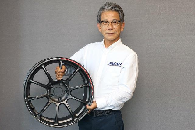 """画像: 【RAYS】技術で""""魅せる""""スペシャルモデルに迫る - 8speed.net VW、Audi、Porscheがもっと楽しくなる自動車情報サイト"""