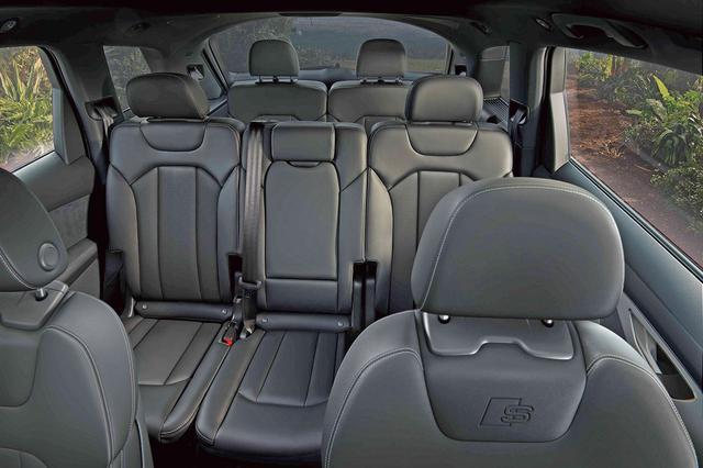 画像5: Audi Q7 55 TFSI quattro S line