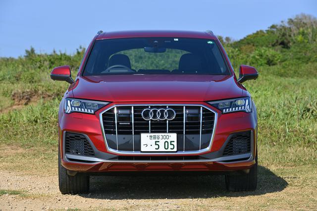 画像2: Audi Q7 55 TFSI quattro S line