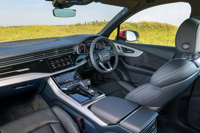 画像4: Audi Q7 55 TFSI quattro S line