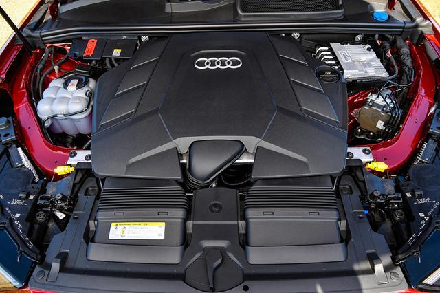 画像7: Audi Q7 55 TFSI quattro S line