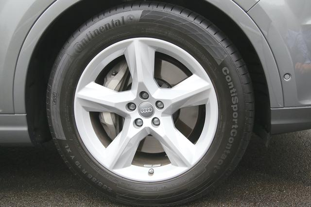 画像8: 【試乗記】Audi Q7 3.0 TFSI quattro[再]