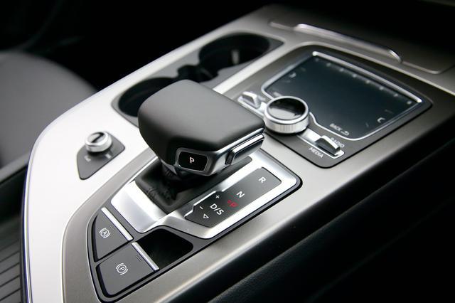 画像5: 【試乗記】Audi Q7 3.0 TFSI quattro[再]