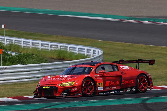 画像3: 【SUPER GT Rd.3 Suzuka】Audi Team Hitotsuyamaがピンチを脱して25位完走