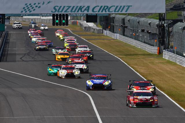 画像2: 【SUPER GT Rd.3 Suzuka】Audi Team Hitotsuyamaがピンチを脱して25位完走