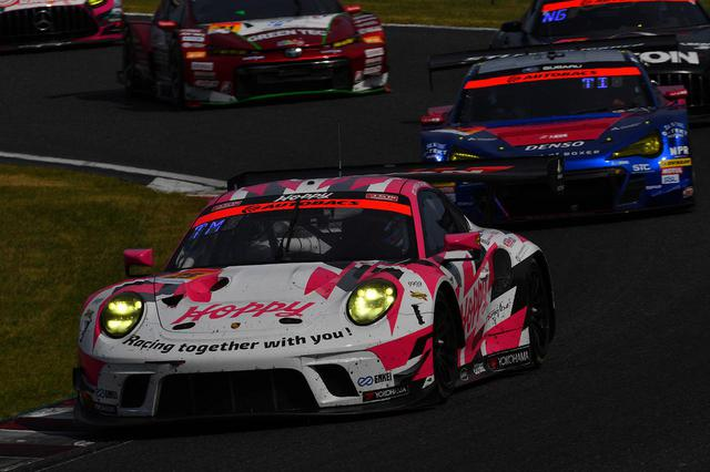 画像6: 【SUPER GT Rd.3 Suzuka】Audi Team Hitotsuyamaがピンチを脱して25位完走