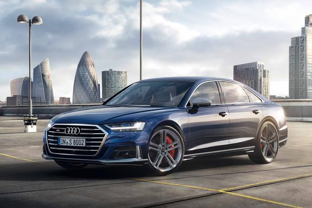 画像2: 新型Audi S8発売