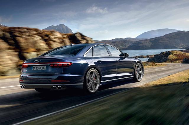 画像5: 新型Audi S8発売