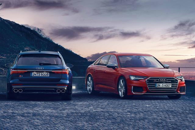 画像1: 新型Audi S6 / S6 Avant / S7 Sportback発表