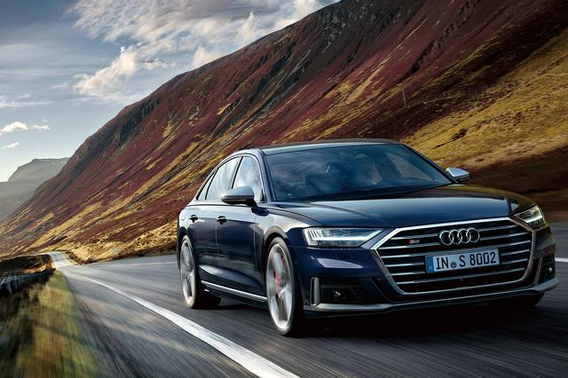 画像1: 新型Audi S8発売