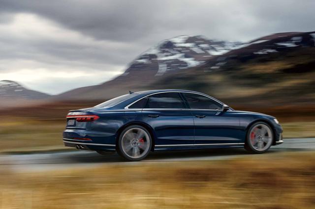 画像4: 新型Audi S8発売