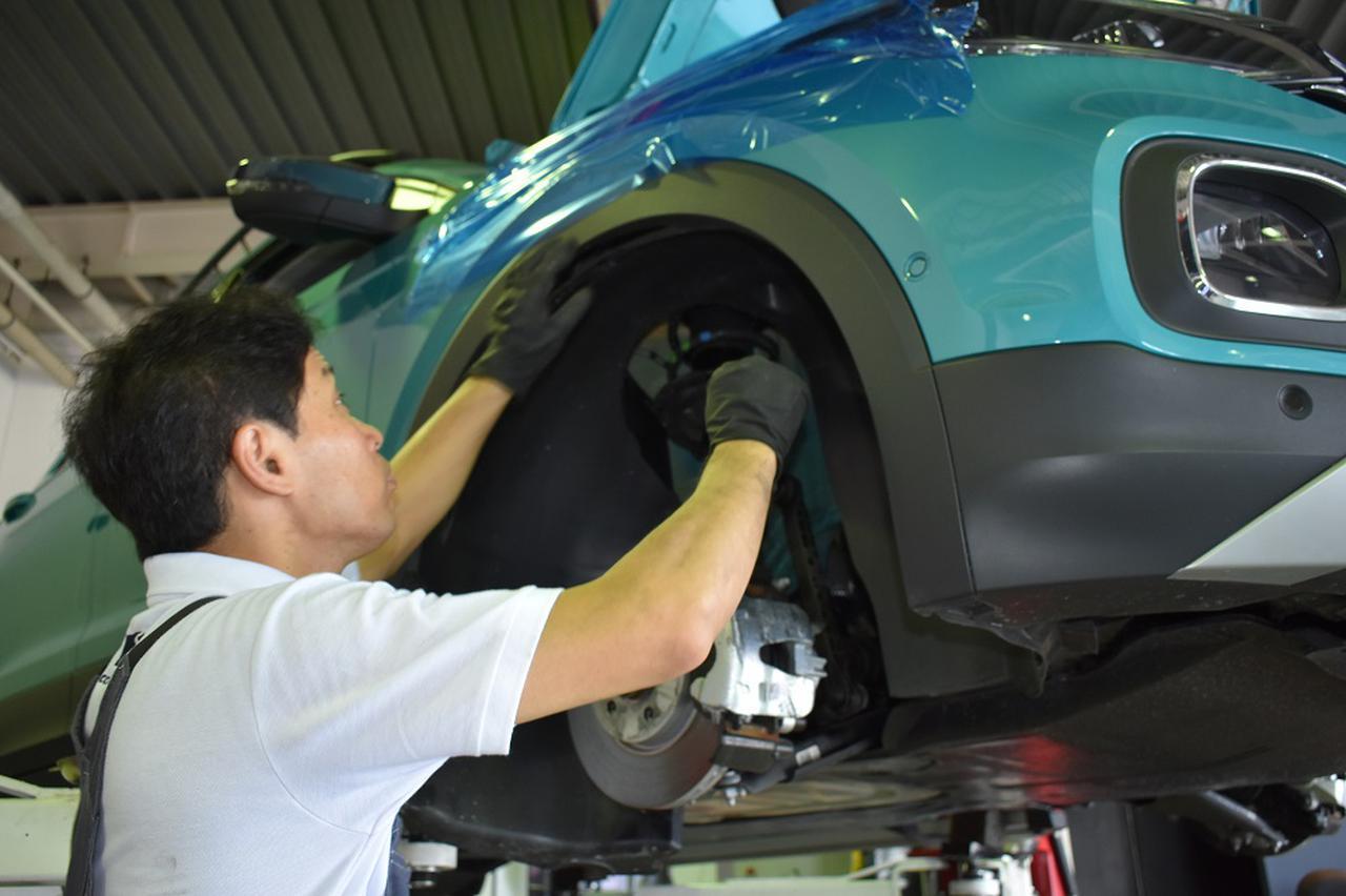 画像2: 【Eibach】VW T-Crossで「PRO-KIT」の実力をチェック(前編)