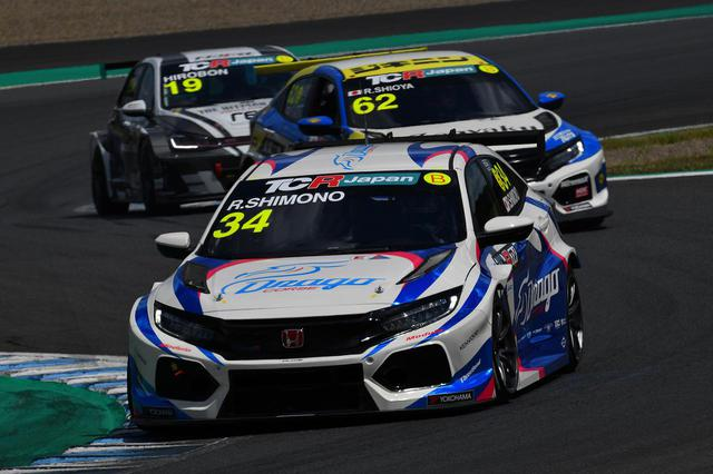 画像6: 【TCRJ Rd.2 MOTEGI】Audiの篠原選手とVWの松本選手がともに1勝挙げる