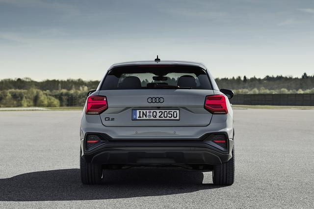 画像5: Audi Q2が初のマイナーチェンジ