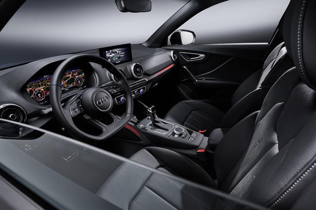 画像6: Audi Q2が初のマイナーチェンジ