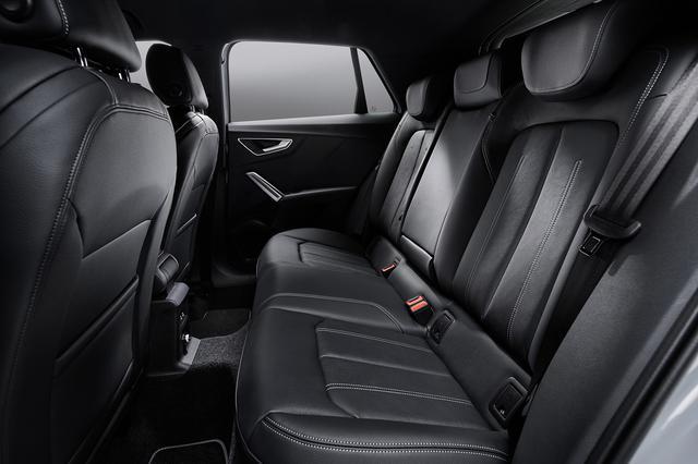 画像10: Audi Q2が初のマイナーチェンジ
