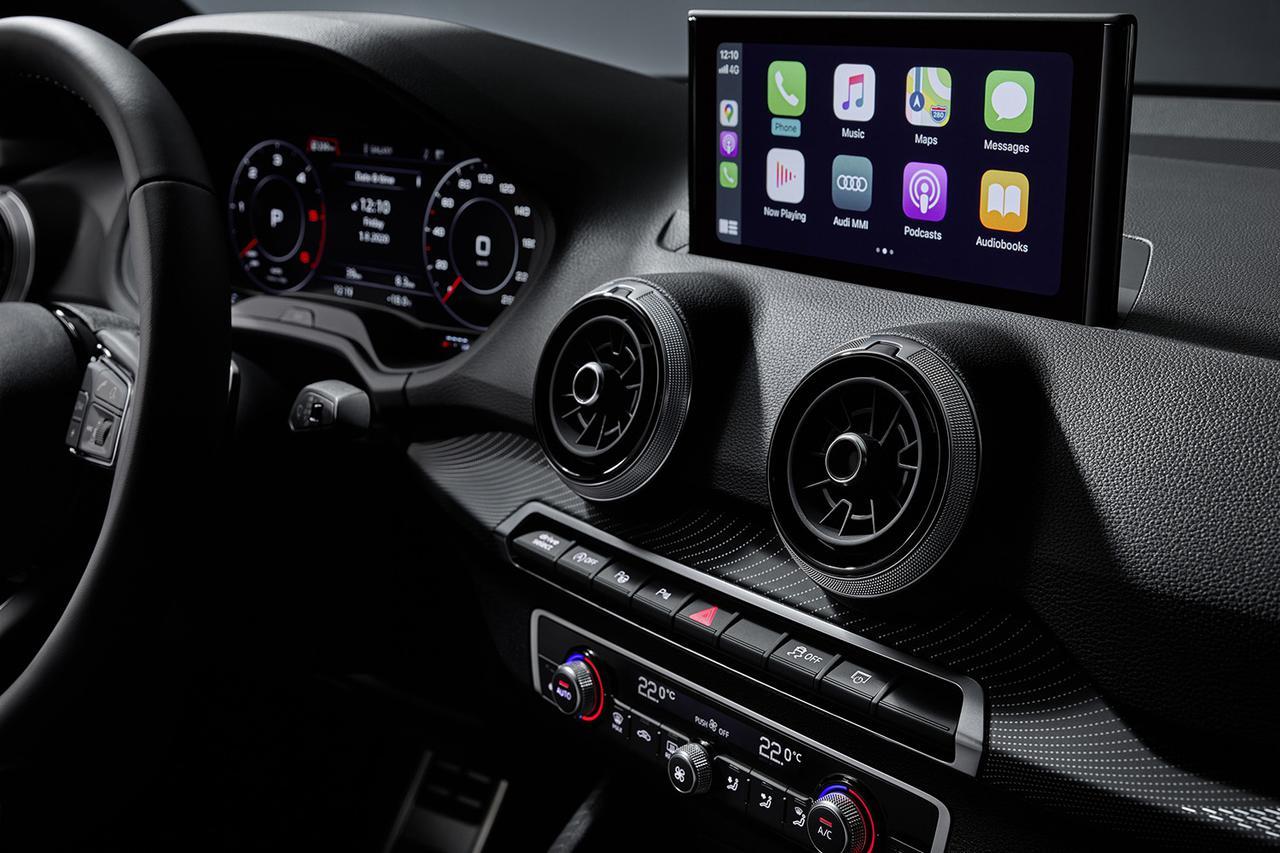 画像8: Audi Q2が初のマイナーチェンジ