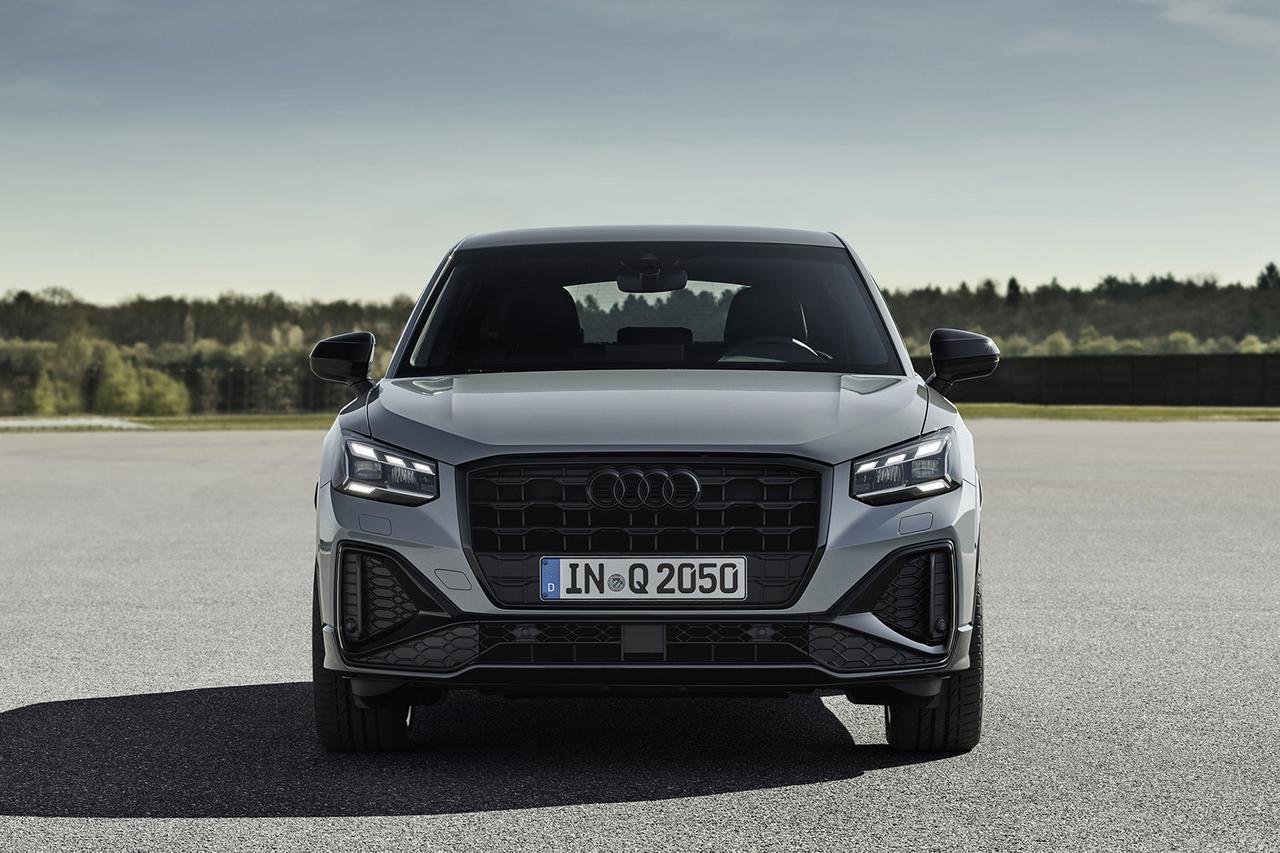 画像2: Audi Q2が初のマイナーチェンジ