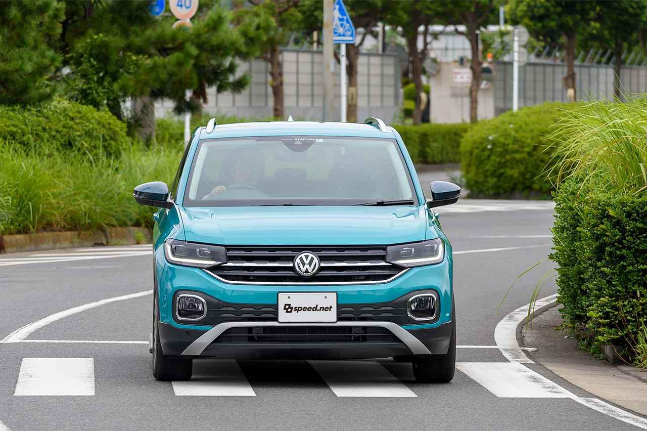 画像3: 【Eibach】VW T-Crossで「PRO-KIT」の実力をチェック(後編)