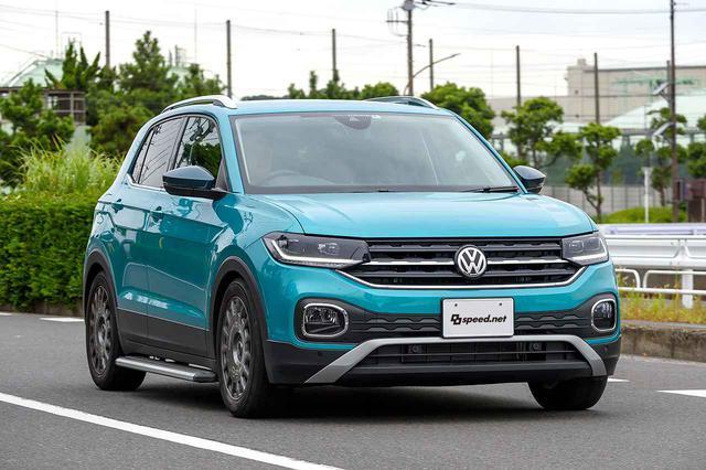 画像2: 【Eibach】VW T-Crossで「PRO-KIT」の実力をチェック(後編)
