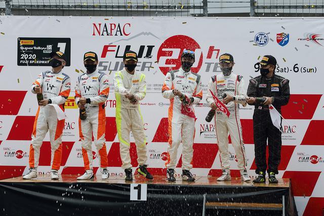 画像1: 【S耐 富士24時間】Audi RS 3 LMSがクラス優勝