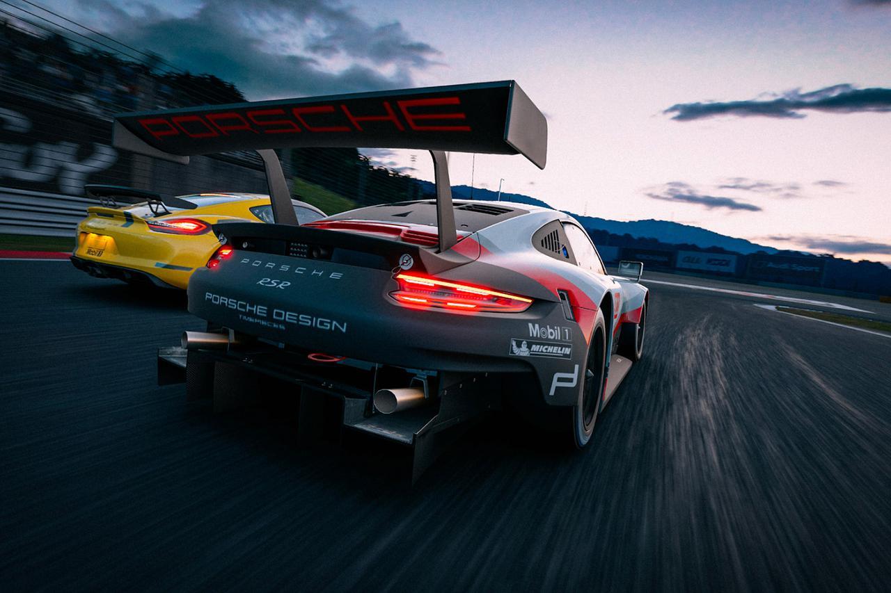 画像1: 「Porsche Esports Racing Japan シーズン2」開催決定