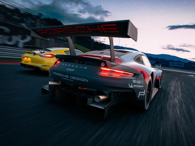 画像: Porsche Japan - Porsche Esports Racing Japan