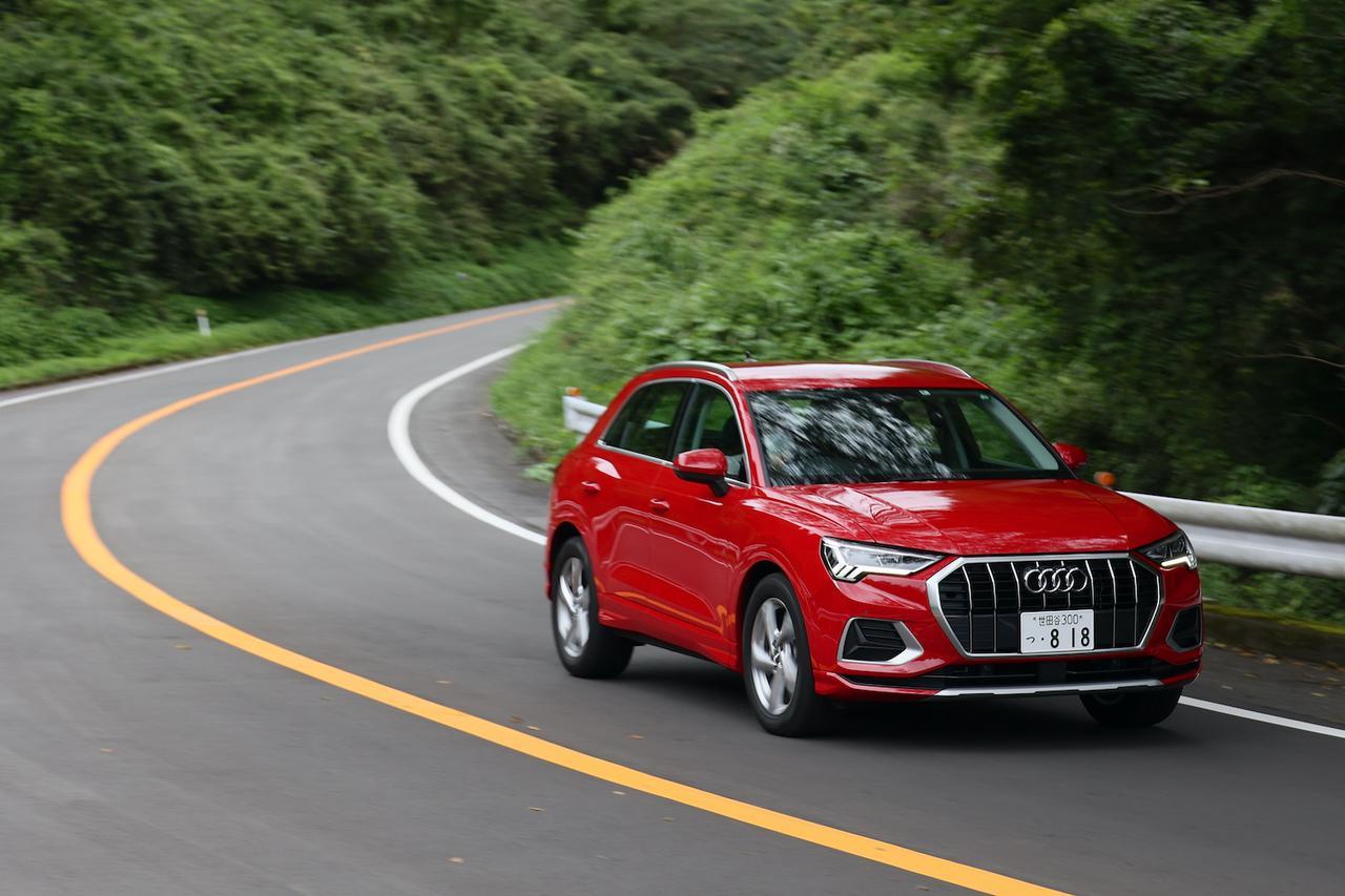 画像4: 【試乗記】Audi Q3 / Q3 Sportback