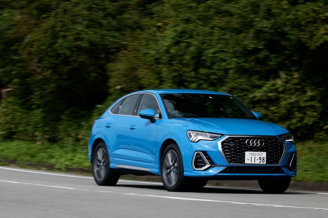 画像2: 【試乗記】Audi Q3 / Q3 Sportback