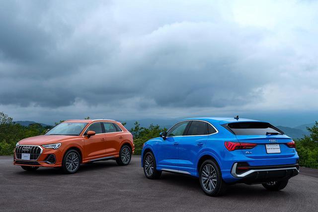 画像: Audi Q3/Q3 Sportbackが日本上陸 - 8speed.net VW、Audi、Porscheがもっと楽しくなる自動車情報サイト