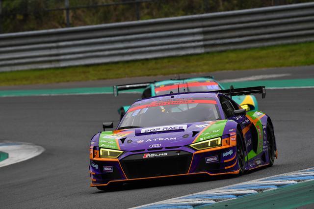 画像5: 【SUPER GT Rd.4 Motegi】Audi Team Hitotsuyamaが今季最高の5位